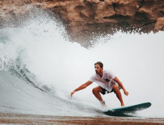 Manhattan Surfing